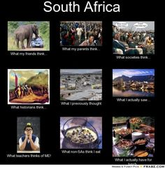 South Africa What my frie :Perception vs Fact - PicLoco African Memes, Think Of Me, Historian, A Funny, South Africa, Funny Pictures, Facts, Perception, Rugby