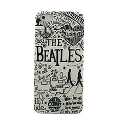 The Beatles modello Hard Case per iPhone4/4S