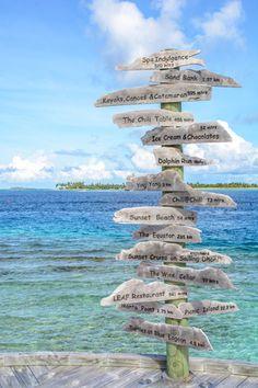 Road To Anywhere Starts In The Maldives- Six Senses Laamu  www.theroadlestraveled.com