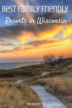 These Best Family-Friendly Resorts in Wisconsin are going to become favorites as you plan your next family vacation! We share our top picks for a family vacation in Wisconsin!