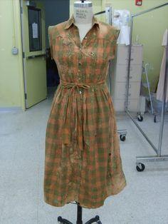 Mayella_Ewell__s_Dress__after Atticus Finch, To Kill A Mockingbird, Florida, Costumes, Summer Dresses, Inspiration, Fashion, Biblical Inspiration, Moda