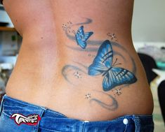 BUTTERFLYS TATTOOS BUTTERFLY by ~magicstattoostudio on deviantART