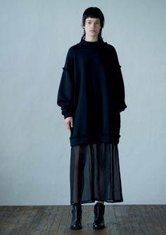 Y's Yohji Yamamoto, Look #23