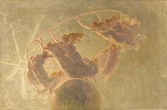 Gaetano Previati-The dance of the hours (1899) - Google Search