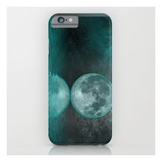 Moon Fantasy iPhone 6s Case ($35) ❤ liked on Polyvore featuring accessories, tech accessories and iphone & ipod cases