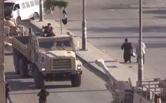 فيديو.. #داعش تتوعد #أمريكا و #إسرائيل