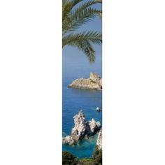mediterranean adhesive wallpaper
