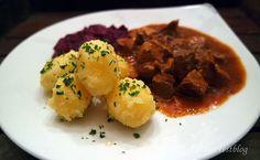 Filines Testblog: Gulasch mit schnellen Kartoffeln - Rucki Zucki