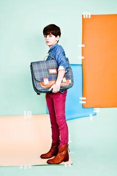 Jeune Premier School Bags, School Tote Bags