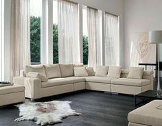 Roger sofa by Berloni