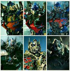 Se eu jah não aguentava uma foto, me fazem uma com 6  Optimus...