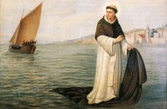 Saint Peter Gonzales pray for us and fishermen, mariners and sailors.  Feast day April 14.