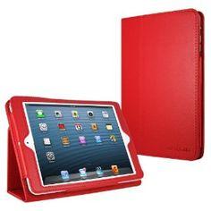 Amazon.com: MiniSuit Classic iPad Mini PU Leather Stand Case with Stylus Holder for Newest Apple iPad Mini WIFI / 3G / 4G LTE - Black: Computers & Accessories