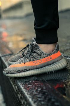 The sequel. The successor of the Yeezy Boost has arrived with a solar red stripe in tow. All hail the Adidas Yeezy Boost 350 V2.