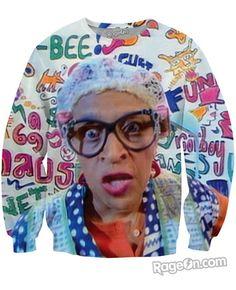 Fresh Prince Mom Crewneck Sweatshirt