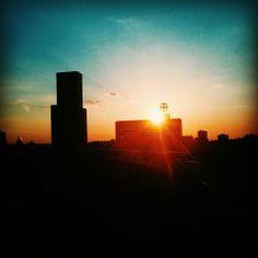 siebensiebtel #berlin #sunset # beautiful