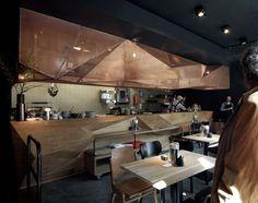 AECCafe.com - ArchShowcase - Mochi Restaurant in Vienna, Austria by Kohlmayr Lutter Knapp