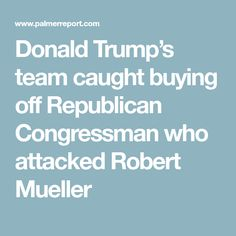 Of course they did. There's not a damn conscience among the whole lot of Republicans. They should all be hung for treason. . .and then rot in hell.