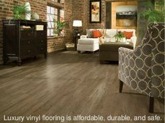 One of the most common debates in the flooring industry is, which is better: luxury vinyl vs. laminate? Both types of flooring offer distinct cost and maintenance advantages over expensive natural materials such hardwood and tile. Both laminate and vinyl also offer durability, health