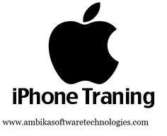 iphone  training : - We  provide iphone training and training based on other mobile applications.