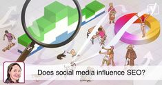 Does social media influence your SEO? Means Of Communication, Media Influence, Seo Strategy, Social Platform, Digital Marketing, Finding Yourself, Social Media, News Media, Social Networks