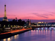 """Paris is the capital of France and the region Ile-de-France. In older – mostly Latin – Paris texts will also Lutetia / Lutezia called. The river Seine divides the city into a northern part (rive droite, """"Right Bank"""") and a […] Paris France, Oh Paris, France 3, Paris City, France City, Pink Paris, Francia Paris, Vacation Destinations, Dream Vacations"""