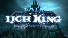 WoW Patch 3.3 Fall of the Lich King Trailer - YouTube