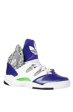 The Adidas GLC Sneaker in Blast Purple Multi by adidas use rep code: OLIVE for 20% off!