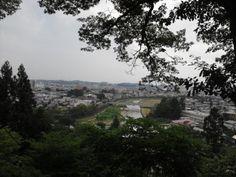 山と川のある街 横手市 Photo by kurokuma316