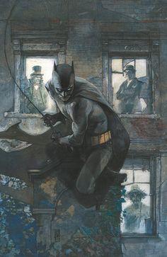 Batmanby Alex Maleev