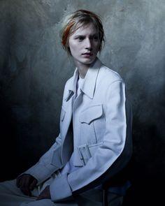 » Julia Nobis & Katlin Aas for AnOther Spring/Summer 2012 | Julia Hetta