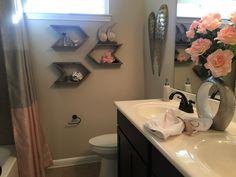 Girls bathroom Home, Bathtub, Girls Bathroom, Saratoga Homes, Bathroom