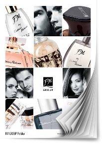 Katalog produktów perfumeryjnych i pielęgnacyjnych FM GROUP Polska