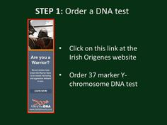 Irish Origenes: Use Family Tree DNA to Discover Your Genetic Origins | Clans of Ireland | Irish Surnames Map | Irish Genealogy, Irish Surnam...