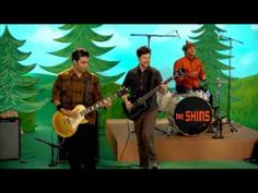 """The Shins - """"It's OK Try Again"""" <3 I can get this song stuck in my head for hours sometimes - it is a good mantra :)"""