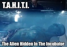 T.A.H.I.T.I. decoded XD