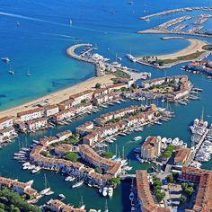 Port Grimaud France