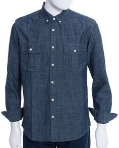 Bird :: men's clothing :: men's javas button down shirt #style #Tips #TiporSkip