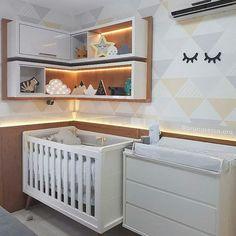 De quarto de bebê a quarto de menina ➡Detalhes do projeto ---- @figueiredo_fischer