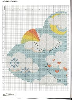 It's simple, free and blazing fast! Baby Cross Stitch Patterns, Cross Stitch Baby, Cross Stitch Charts, Knitting Charts, Knitting Patterns, Crochet Patterns, Pixel Pattern, Craft Patterns, Cross Stitching