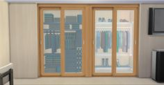 Sims 4 CC's - The Best: Display Wardrobe by AdonisPluto