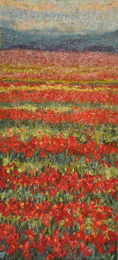 Fiona Robertson- Textil artist