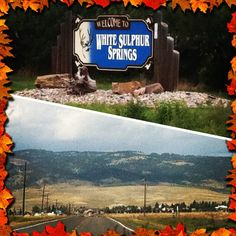 Home White Sulphur Springs, Montana Homes, Big Sky Country, New Sign, Old Pictures, Earth, Mountains, History, Travel