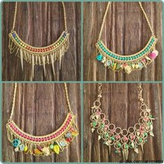 Collares by Dolores Iguacel