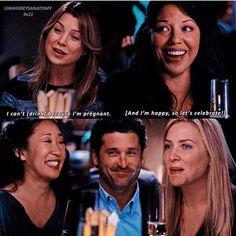 seattle grace five! Anatomy Humor, Greys Anatomy Funny, Greys Anatomy Episodes, Greys Anatomy Characters, Grey Anatomy Quotes, Grays Anatomy, Derek Shepherd, Best Tv Shows, Favorite Tv Shows