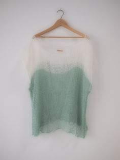 Lovely Mint Green Blouse - Awesome Indie Designer