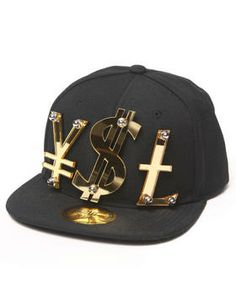 60c893751f2 Buy Currency Yen Dollar Pound Paislee Hat Men s Hats from Paislee. Find  Paislee fashions  amp