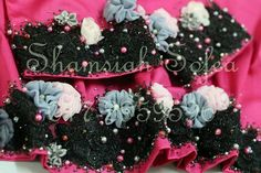 Lace bead