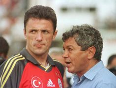 Gheorghe Popescu & Mircea Lucescu Romania, Liverpool, Istanbul, All About Time, Pride, Turkey, Football, Celebrities, Bikinis