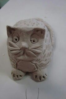 J.R - this is a collection of Picasso's work.  I am using this piece as a reference for my pinch pot project. Pinch Pot Cat